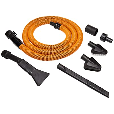 RIDGID VT2534 6-Piece Auto Detailing Vacuum Hose Accessory Kit for 1 1/4 Inch RIDGID Vacuums: Home Improvement