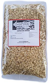Kölln Copos de avena original - Paquete de 7 x 500 g - Total ...