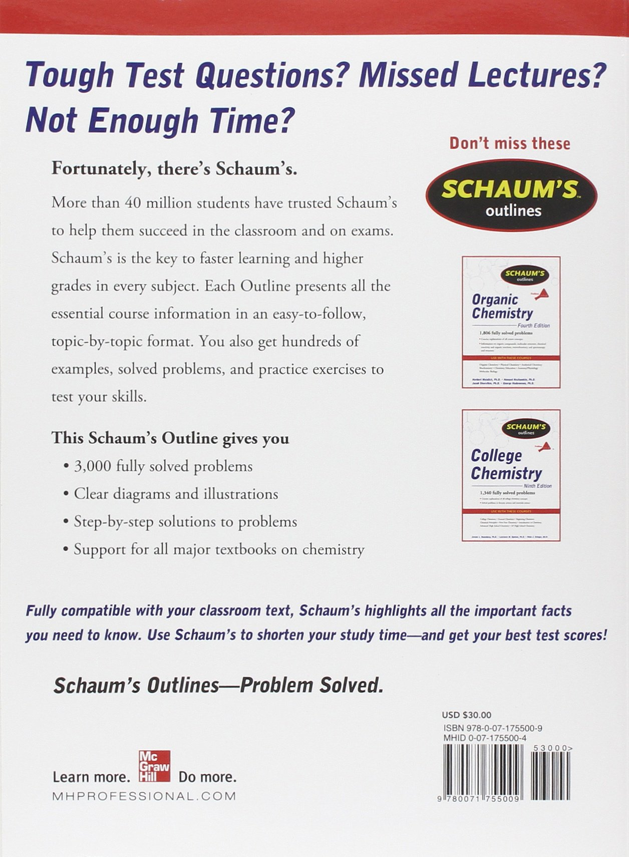 3 000 solved problems in chemistry schaum s outlines david 3 000 solved problems in chemistry schaum s outlines david goldberg 9780071755009 com books