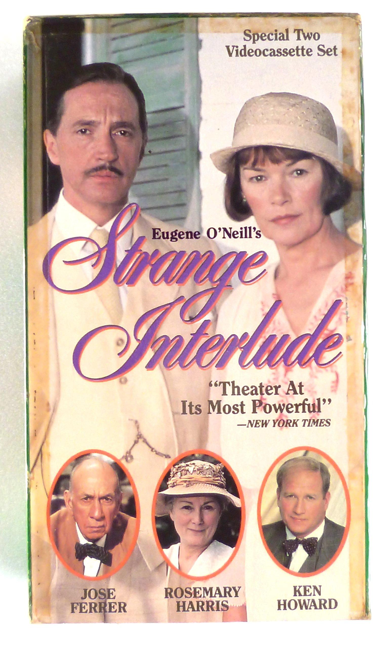 Strange Interlude (1988) [VHS]
