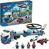 レゴ(LEGO) シティ ポリス ヘリコプターの輸送 60244
