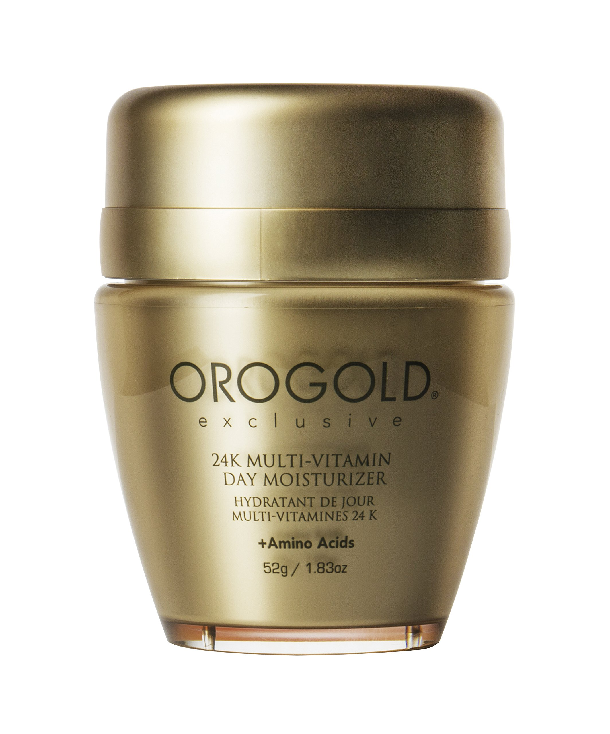 24K Gold Multi-Vitamin Day Facial Moisturizer Cream from OROGOLD Cosmetics, 52 g. / 1.83 oz.