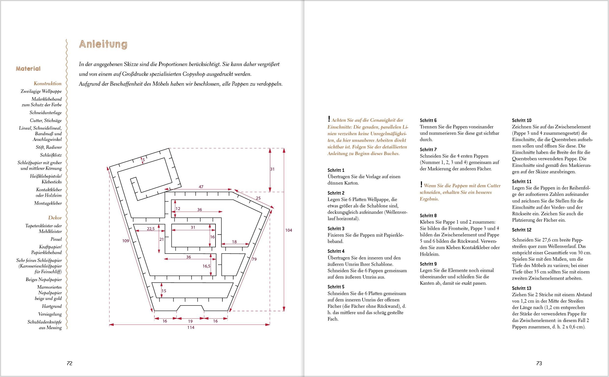 Papphocker Selbst Gestalten ~ Ihausdesign.co