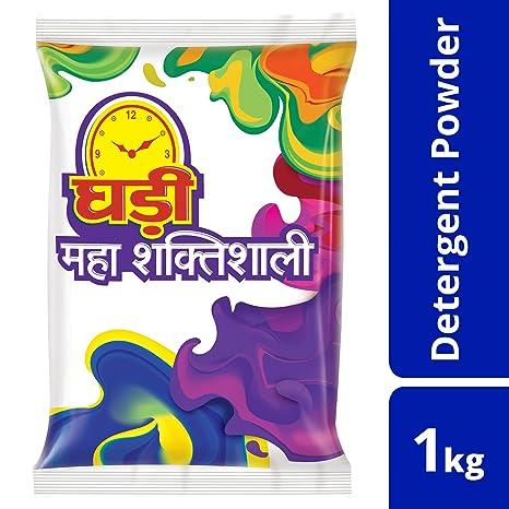 Ghadi Detergent Powder - 1Kg