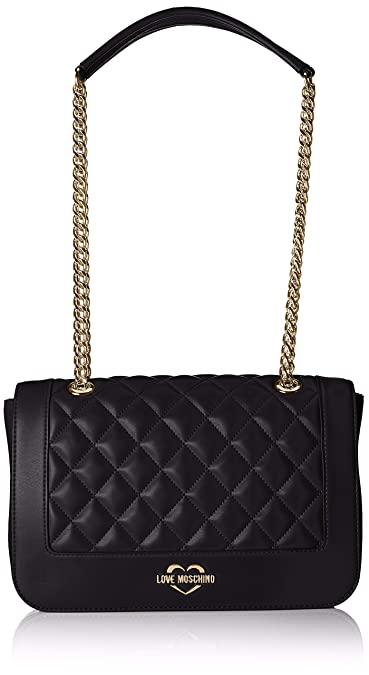 27a72dafcc09 Amazon.com  Love Moschino Borsa Quilted Nappa Pu