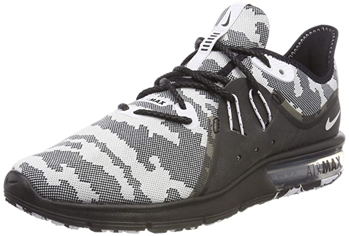Nike Air Max Sequent 3 Prm CMO, Scarpe da Ginnastica Basse