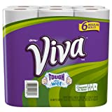 Amazon Price History for:Viva Paper Towels, Choose-A-Size, Regular Roll, 6 Count