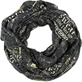 Officially Licensed Harry Potter Solemnly Swear Fashion Scarf