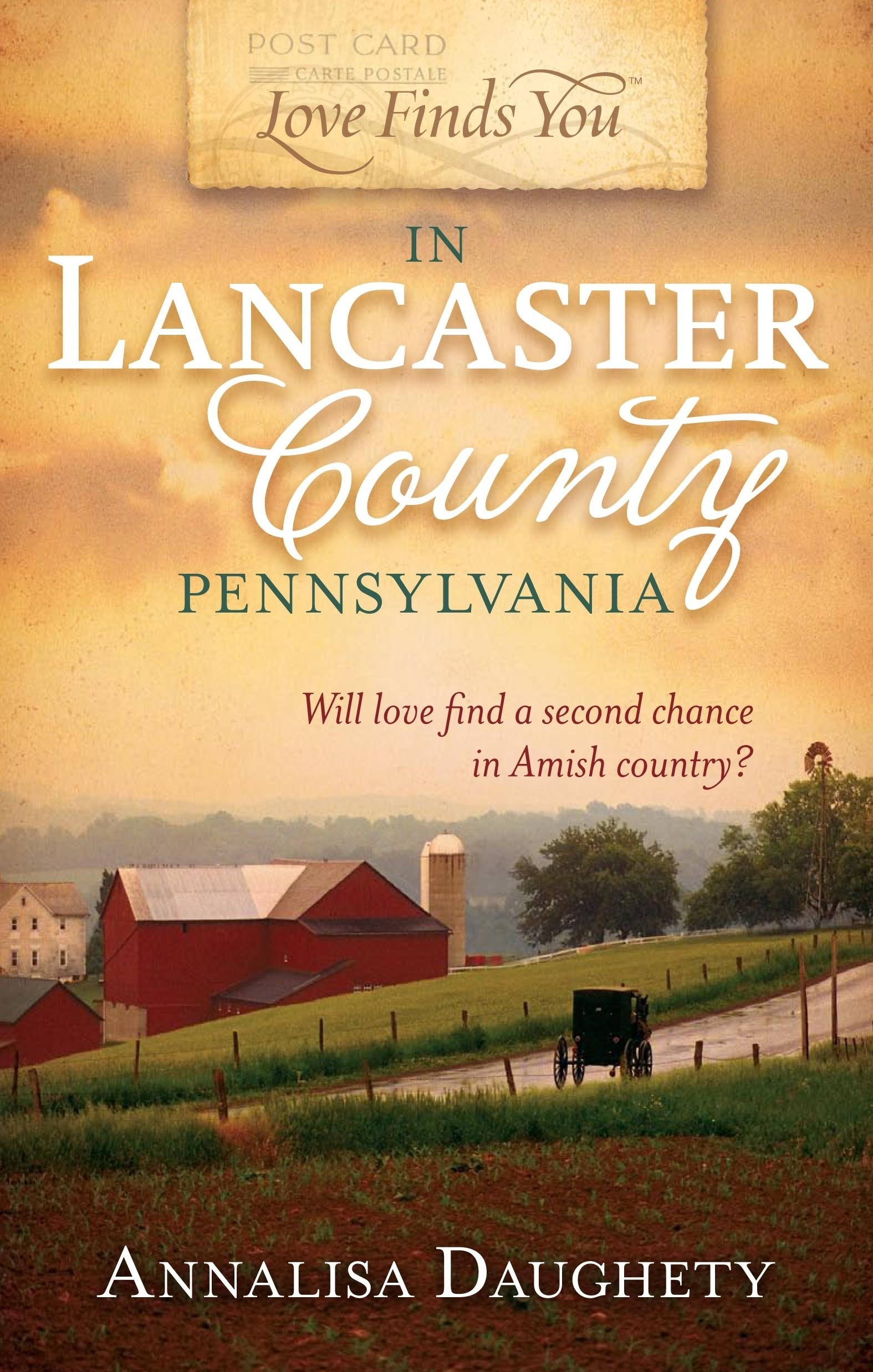 Love Finds You in Lancaster County, Pennsylvania: Annalisa