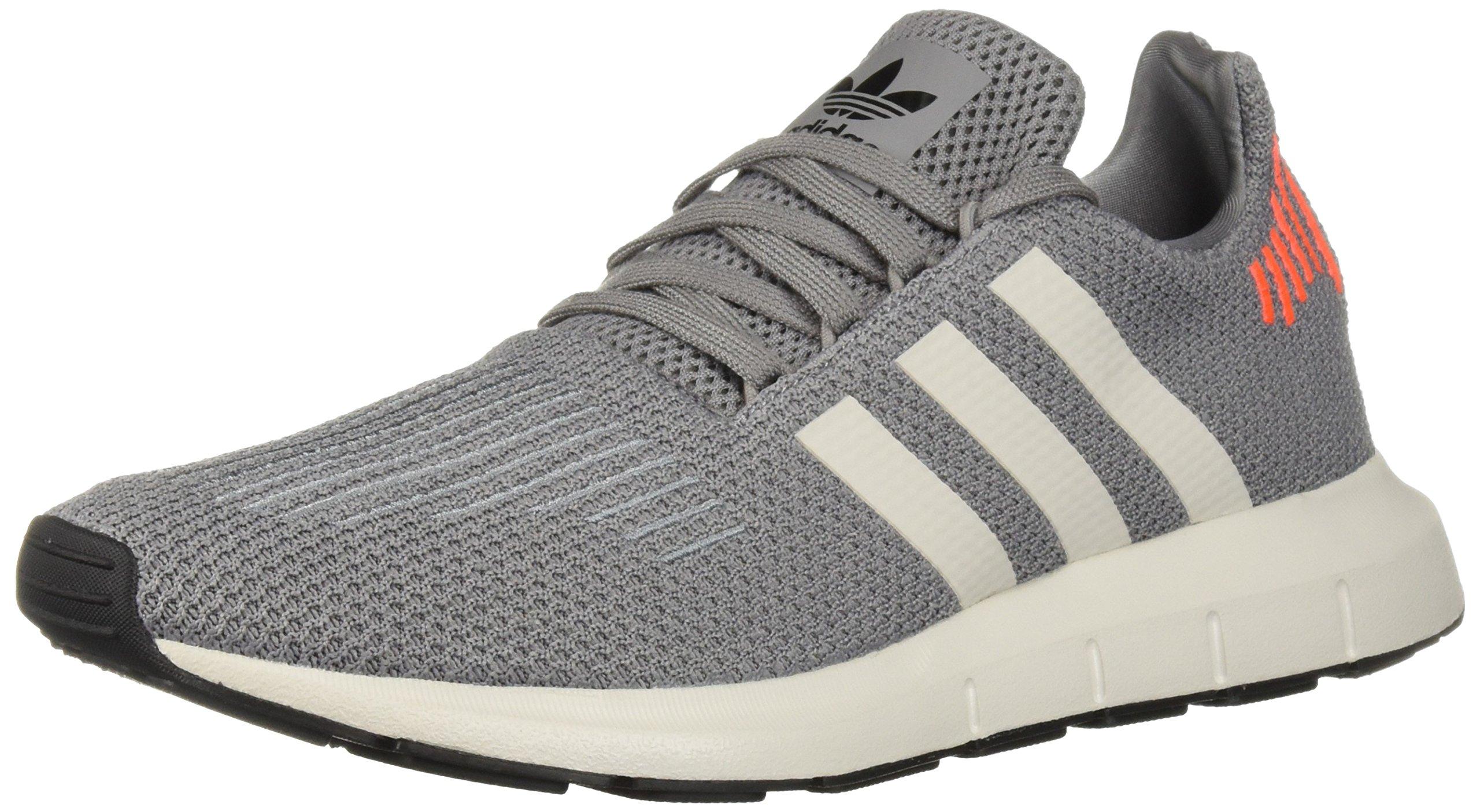 Galleon - Adidas Originals Men s Swift Running Shoe Black Grey d11627895343