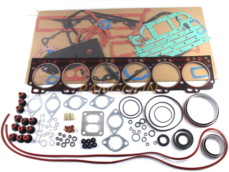 6C 6CT 6CTA Engine Overhaul Gasket Kit for Diesel 8.3L Tractor Truck Cummins Engine Excavator Spare Parts