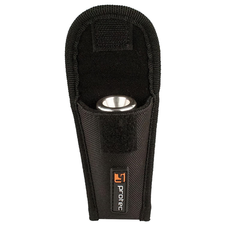 Protec A221ZIP 4-Piece Trumpet Mouthpiece Pouch with Zipper Closure