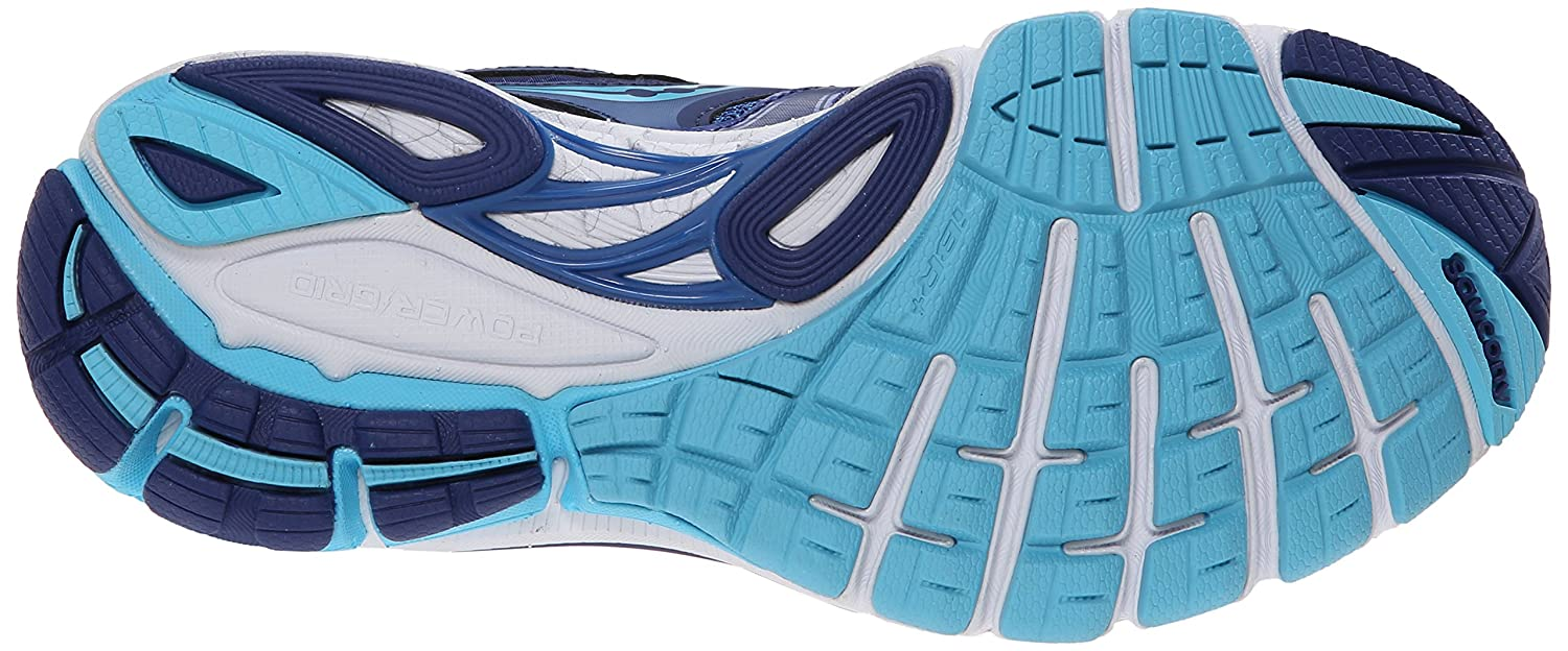 Saucony Women's Guide 6 8 Running Shoe B00PJ834JW 6 Guide B(M) US|Blue/Navy/Coral 5cfe56