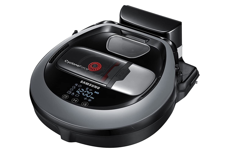 Samsung POWERbot R7040 Robot Vacuum - VR1AM7040WG/AA Works with Alexa (Renewed)