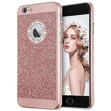 99a6b78bea iPhone 6 6s ケース,Imikoko アイホン6/6s カバー case cover スマホケース キラキラケース