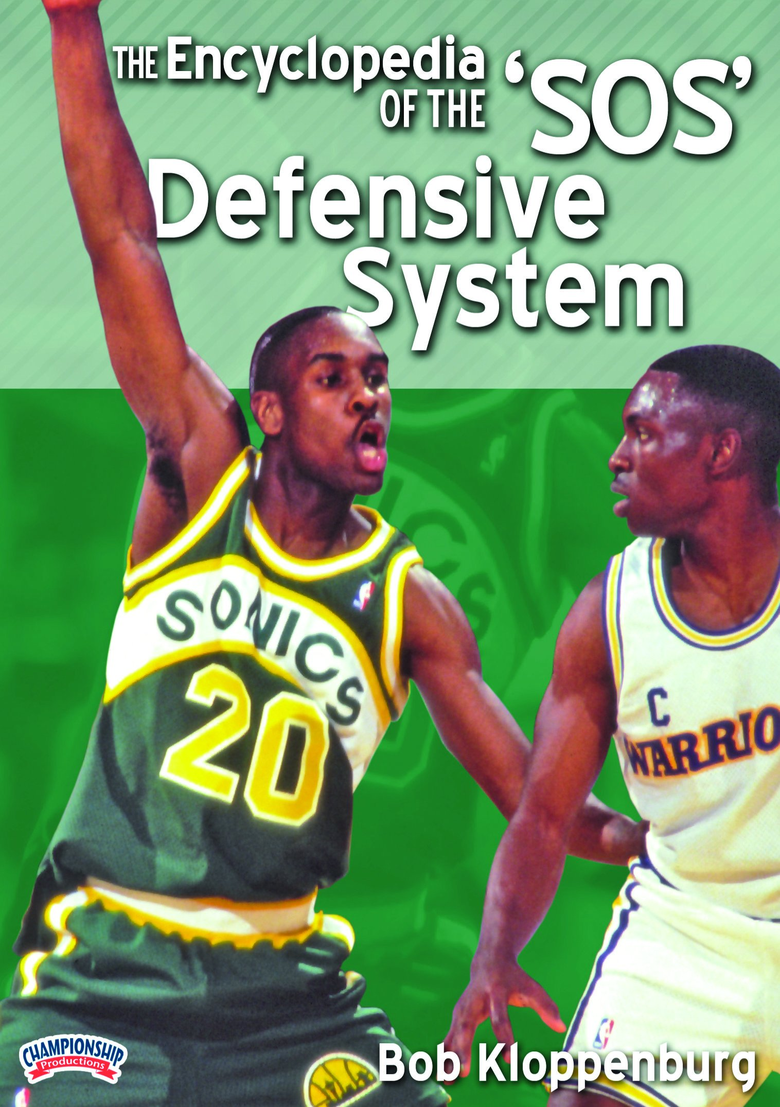 Championship Productions Bob Kloppenburg: The Encyclopedia of the ''SOS'' Defensive System DVD by Championship Productions (Image #1)