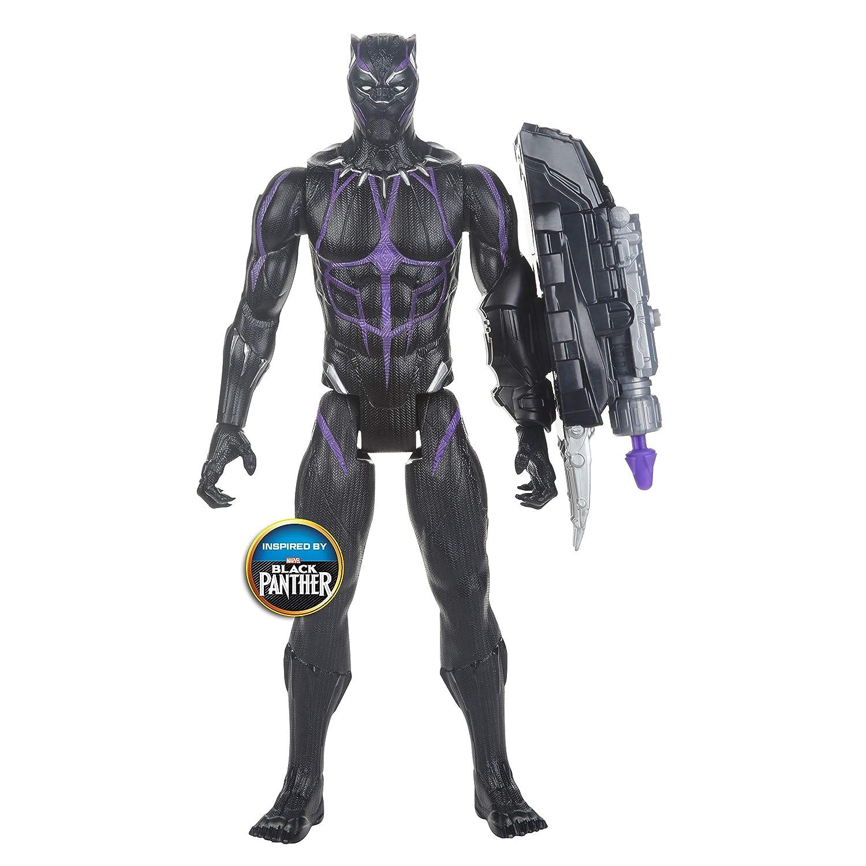 Avengers Marvel Endgame Titan Hero Power FX Black Panther