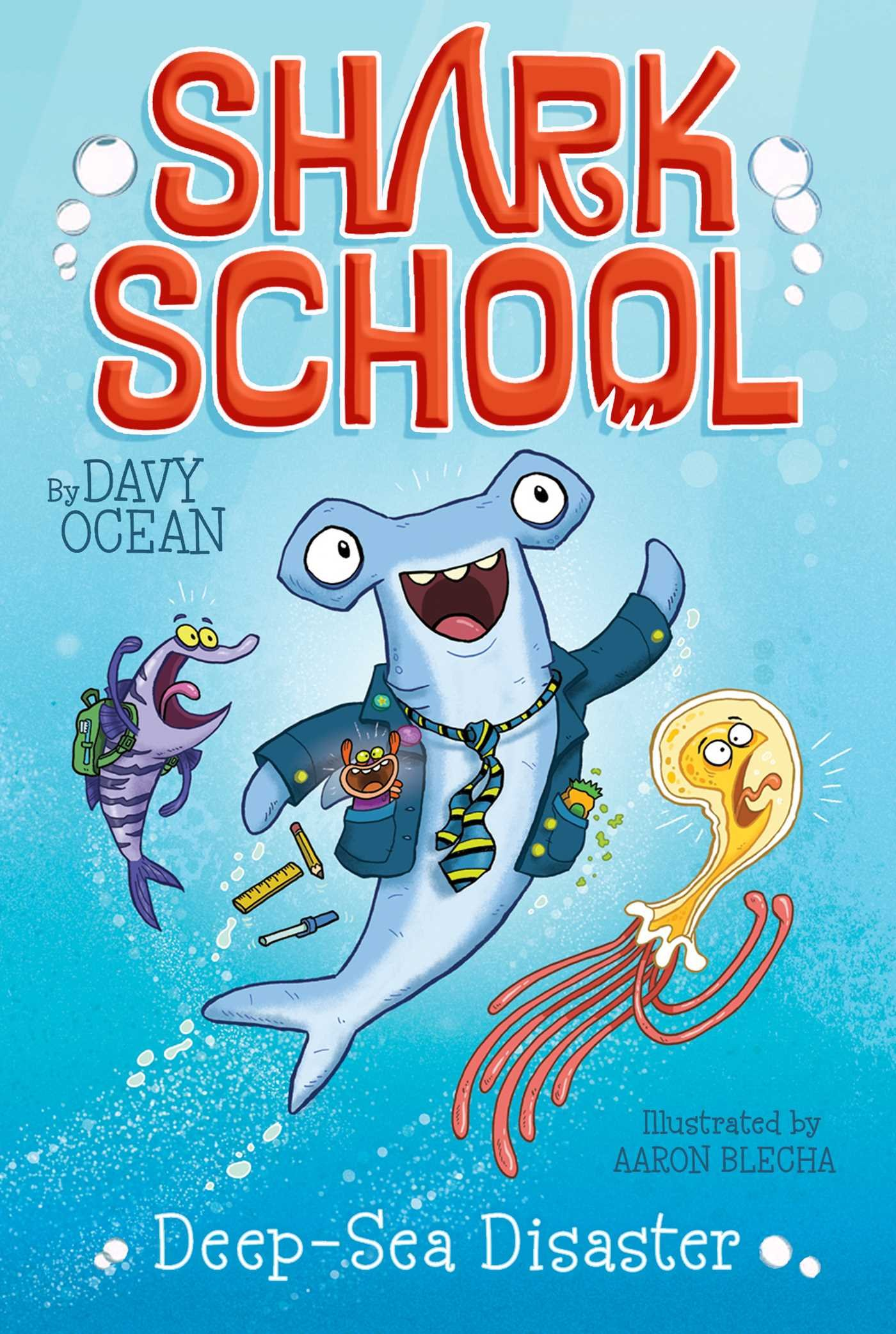 Shark School book cover