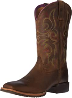 Amazon.com | Ariat Women's Quickdraw Women Western Boot | Mid-Calf