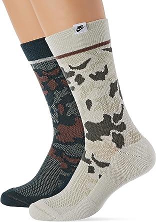 Amazon.com: Nike Sb Crew Socks 2 Pack
