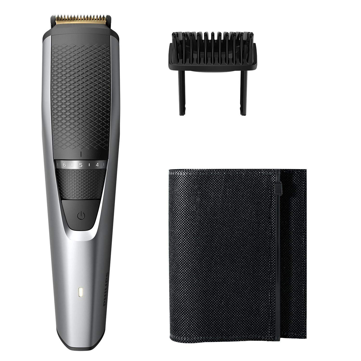Philips BT3221/15 corded & cordless Titanium blade Beard Trimmer