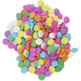 Dress My Cupcake DMC27290 Decorating Edible Cake and Cookie Confetti Sprinkles, Pastel Confetti, 2.4-Ounce