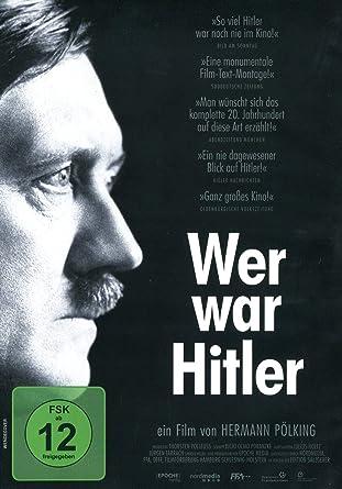 Wer War Hitler Amazon De Hermann Pölking Dvd Blu Ray