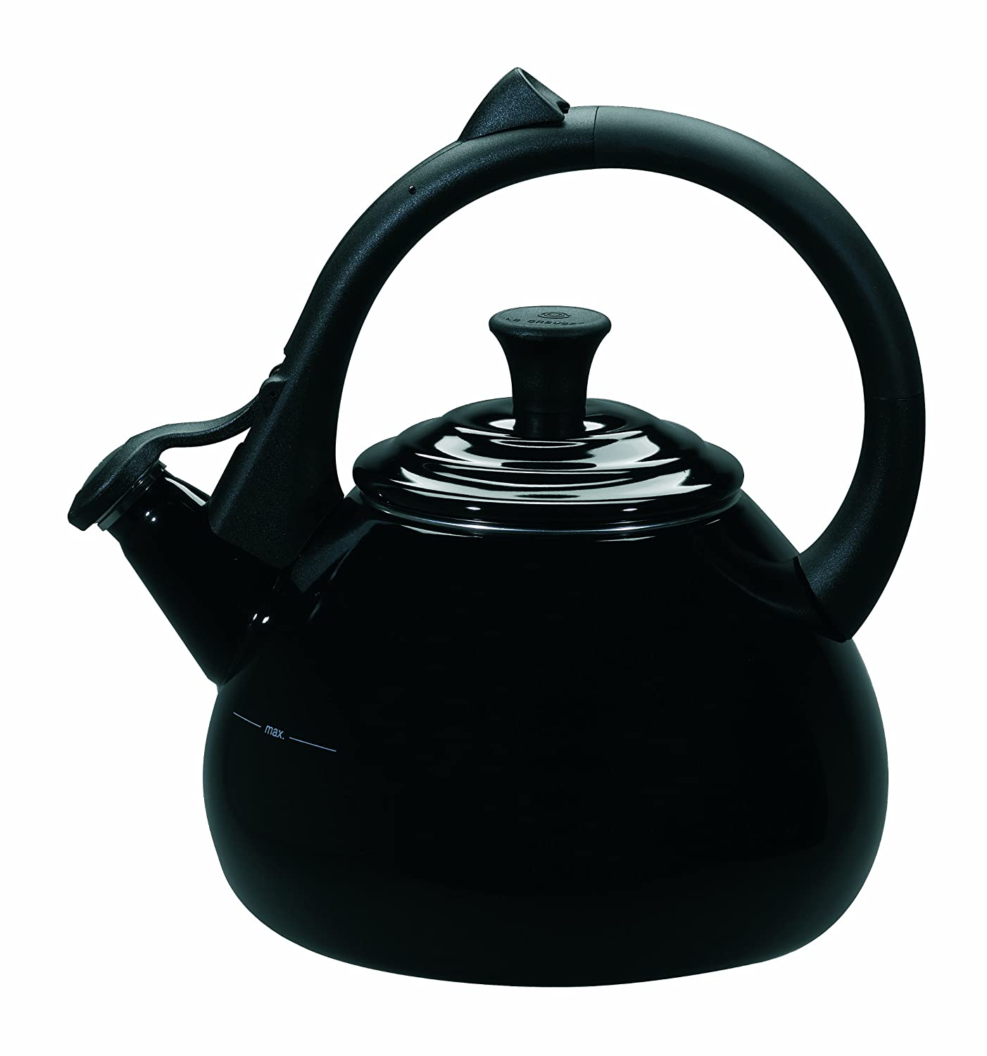 5. Le Creuset Enameled Tea Kettle