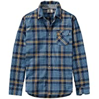 Timberland Twill Contemporary Plaid LS Shirt - Men's