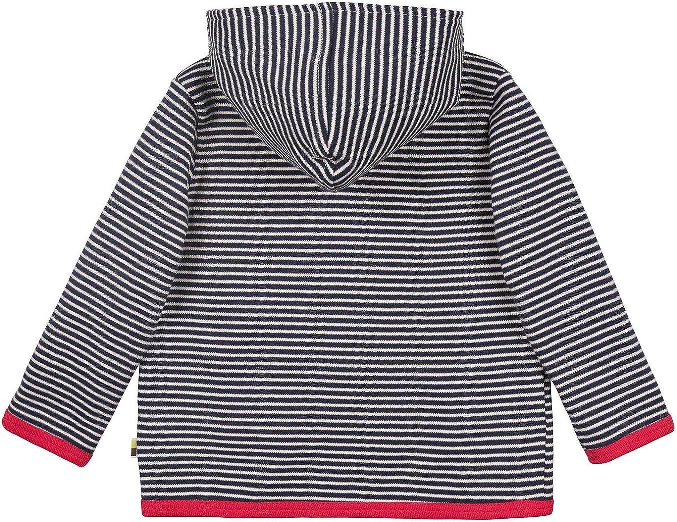 proud Unisex Baby Wendejacke aus Bio Baumwolle GOTS Zertifiziert Jacke loud