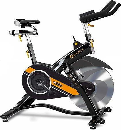 BH Fitness Supera h925s profesionelles Indoor Bike: Amazon.es: Deportes y aire libre