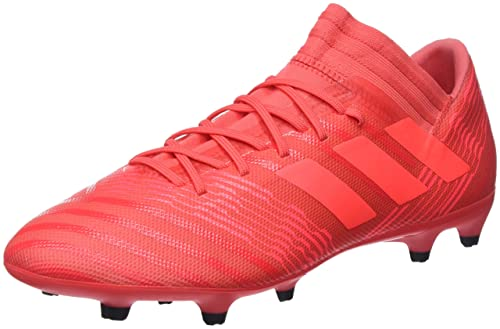 269f4e92d3a3 Adidas Men's Nemeziz 17.3 Fg Pink Football Boots-9 UK/India (43 1/3 ...