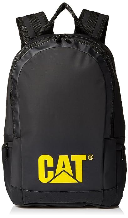 1078187b864 CAT Denali Backpack 15.6 Casual Daypack, 45 cm, 20 Litre, Black ...