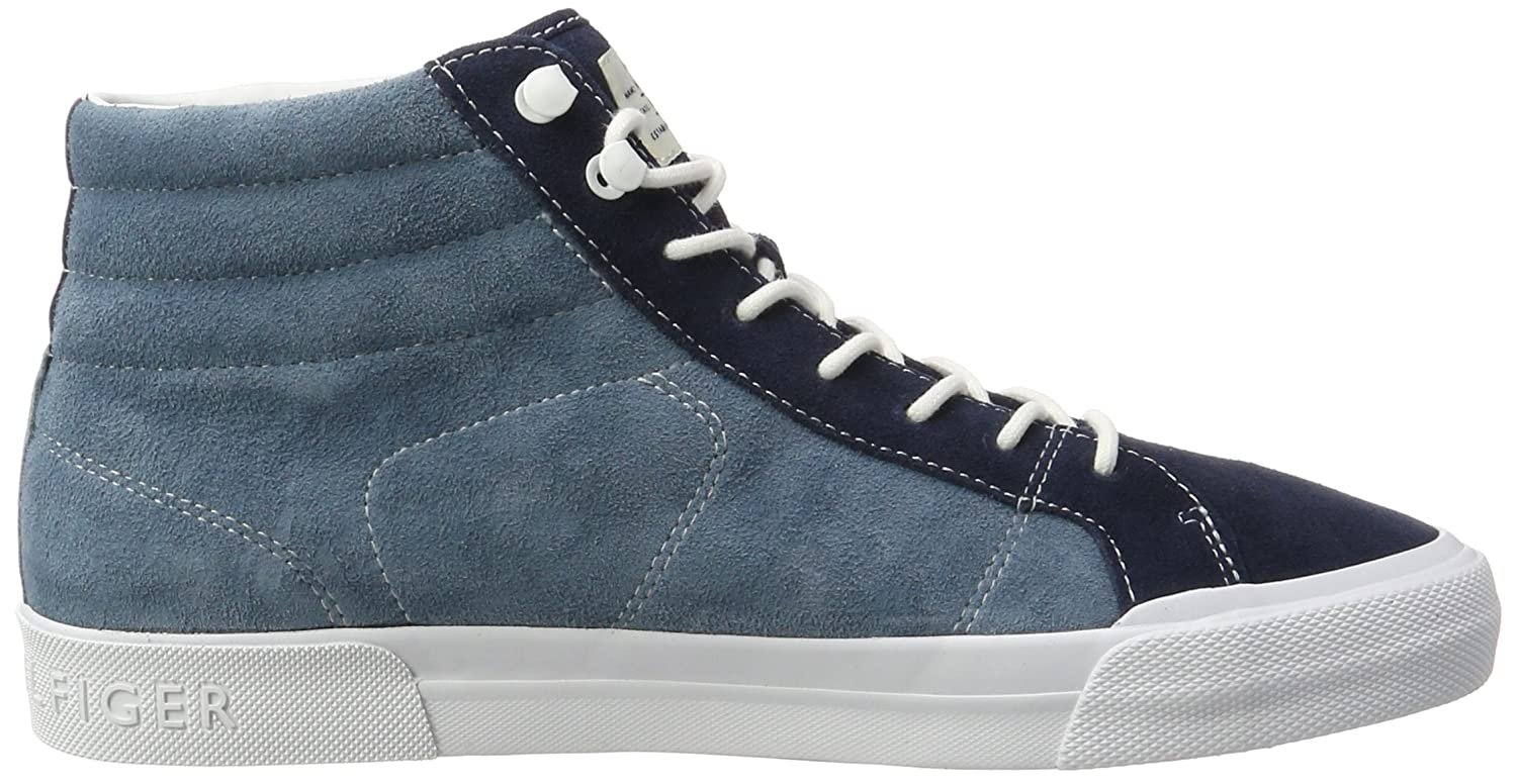 Mens Y2285armouth 3b Hi-Top Sneakers Tommy Hilfiger gPZe9UXJs