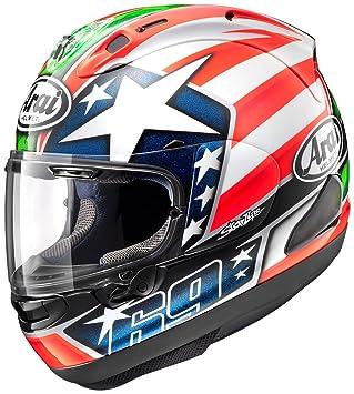 Motocicleta Casco Arai RX-7 X Full Face Hayden (59 – 60 ...