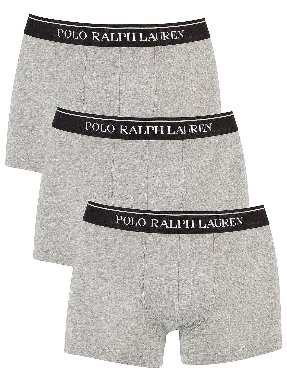 POLO RALPH LAUREN de los hombres pantalones cortos 3-Pack, clásico ...