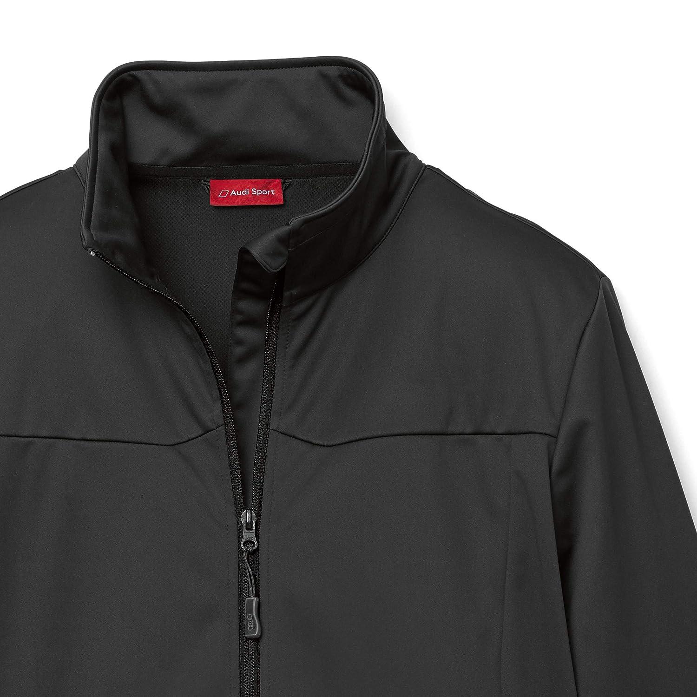 Original Audi Sport Softshelljacke Herren schwarz Größe XL Audi Jacke Größe XL