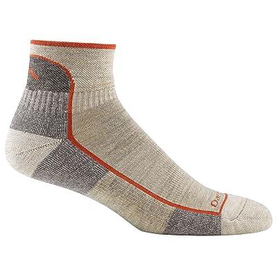 .com : Darn Tough Vermont Men's 1/4 Merino Wool Cushion Hiking Socks : Athletic Socks : Clothing