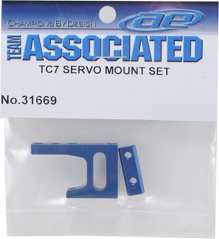 NEW Team Associated 31669 TC7 Servo Mount Set ASC31669