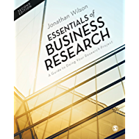 Essentials of Business Research: A Guide to Doing Your Research Project (English Edition)