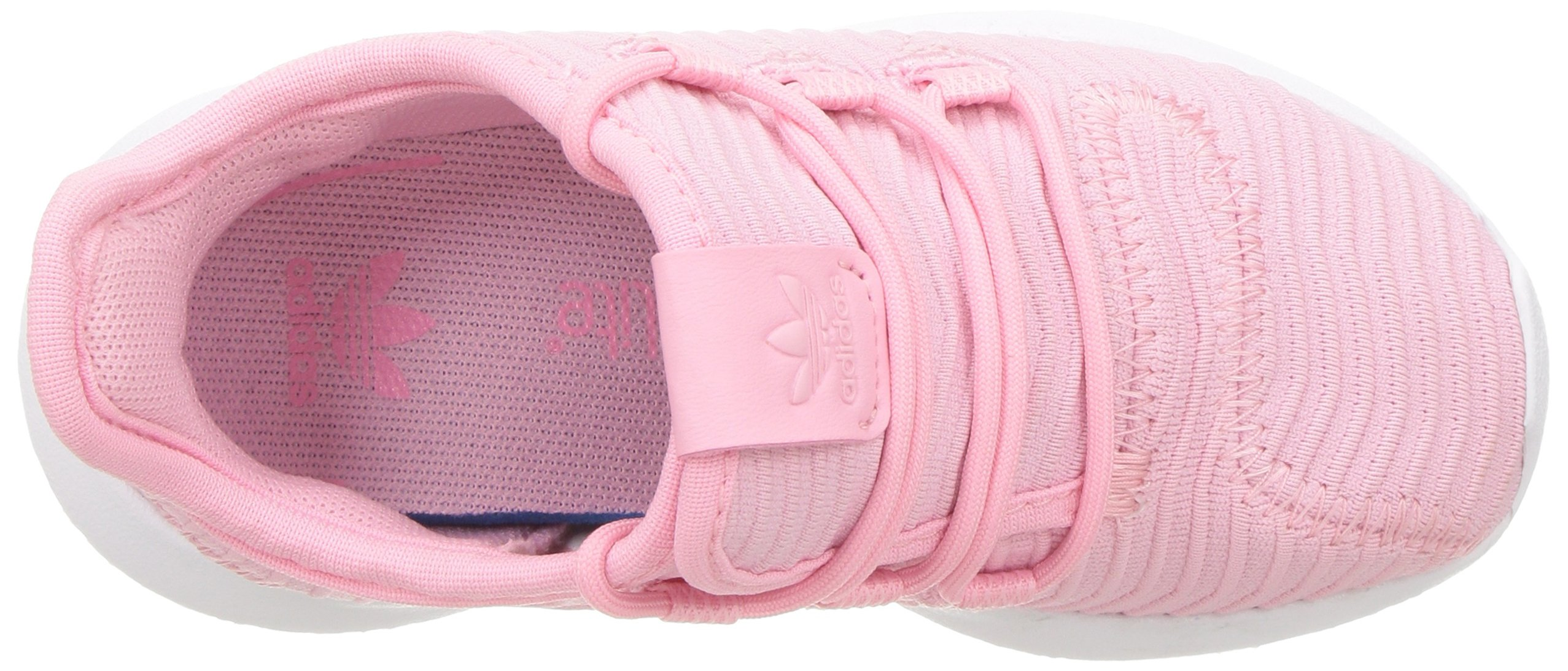 adidas Originals Baby Tubular Shadow Light Pink/White, 7K M US Toddler by adidas Originals (Image #7)