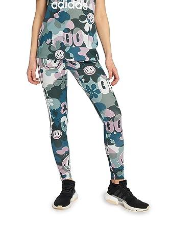e15d95672b174d adidas Originals Damen Leggings 3 Stripes bunt 42: Amazon.de: Bekleidung