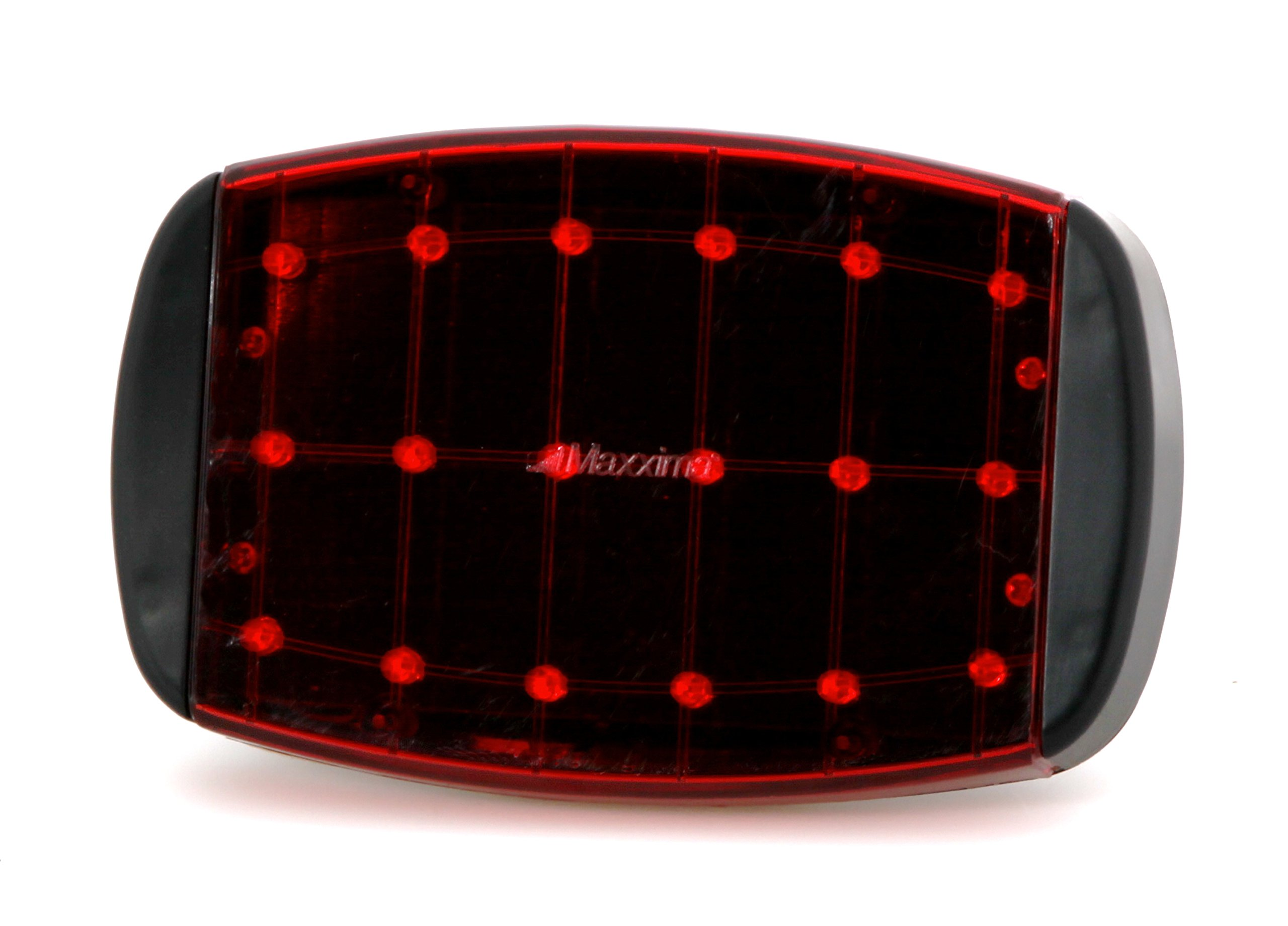 Maxxima SDL-52-A Red Magnetic 18 LED Emergency Flasher Light