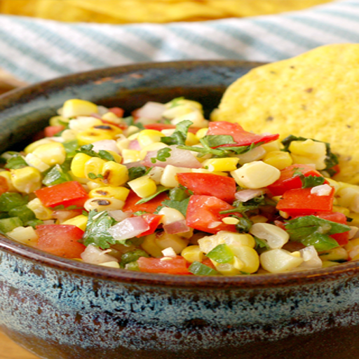 (Corn Recipes - Hot and Spicy Mexican Corn)