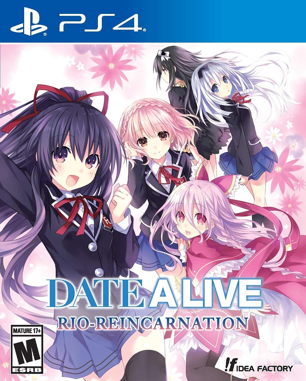 Amazon com: DATE A LIVE: RIO-Reincarnation - PlayStation 4