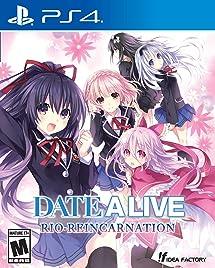 DATE A LIVE: RIO-Reincarnation - PlayStation 4: Sega     - Amazon com