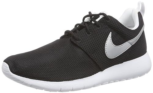new arrival bce48 d638c Nike Roshe Onegs), Boys Training Running Shoes, Black (Black