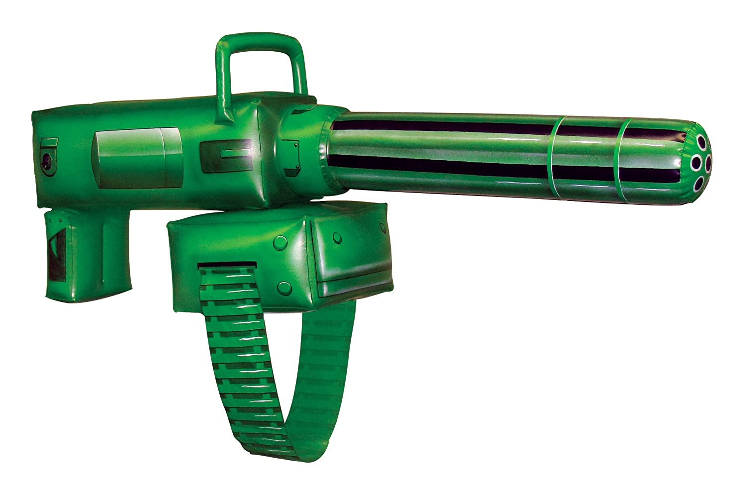 Rubies Costume Co (Canada) Green Lantern Inflatable Gatling Gun Costume Accessory Rubies Toys CA 3631