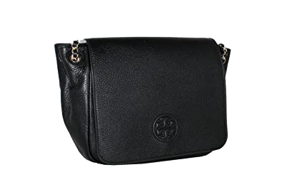23f4ebe96514 Image Unavailable. Image not available for. Color  Tory Burch Bombe Small  Flap Shoulder Bag Women s Handbag 46176