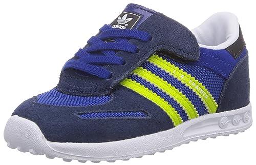 adidas Originals LA Trainer, Sneaker per Neonati Ragazzo, Blu (Blau (Collegiate Navy